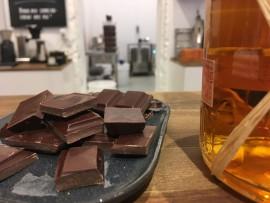 2018-06-13 Rom och chokladprovning
