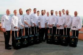 2015-05-25  Vårmiddag med Culinary Team